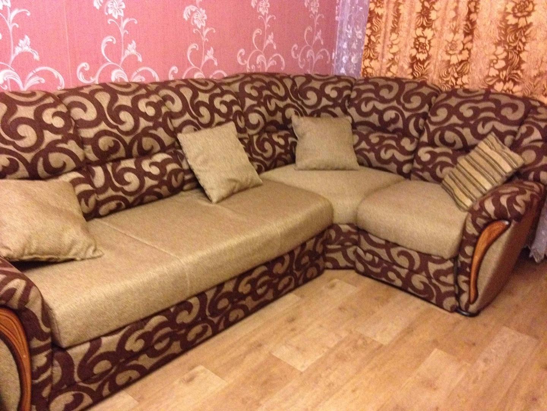 Как обшить кухонный угловой диван своими руками